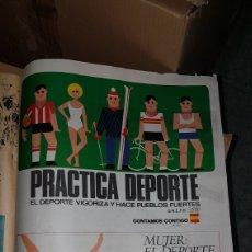 Catálogos publicitarios: PUBLICIDAD PRENSA 1967 MUJER EL DEPORTE AUMENTA TU BELLEZA. Lote 191192136