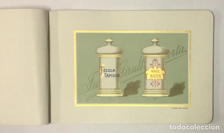 Catálogos publicitarios: BOTAMENES PARA FARMACIAS. FÁBRICA DE CRISTAL JUAN GIRALT LAPORTA. Porcelana y Cristal decorado... - Foto 4 - 191721946