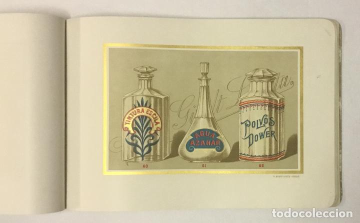 Catálogos publicitarios: BOTAMENES PARA FARMACIAS. FÁBRICA DE CRISTAL JUAN GIRALT LAPORTA. Porcelana y Cristal decorado... - Foto 5 - 191721946