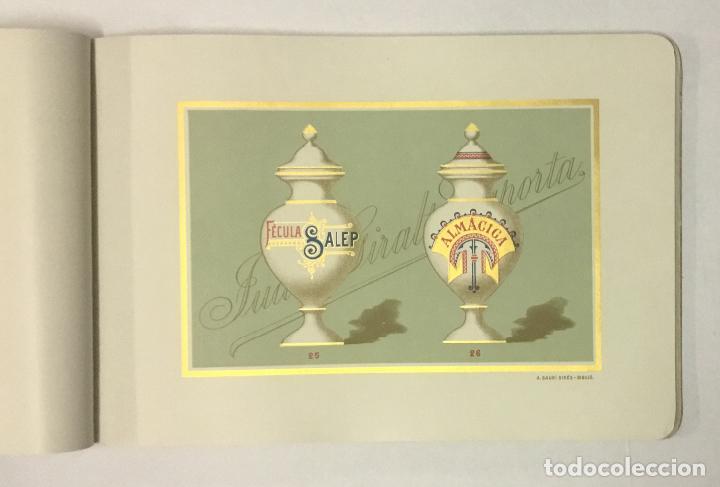Catálogos publicitarios: BOTAMENES PARA FARMACIAS. FÁBRICA DE CRISTAL JUAN GIRALT LAPORTA. Porcelana y Cristal decorado... - Foto 6 - 191721946