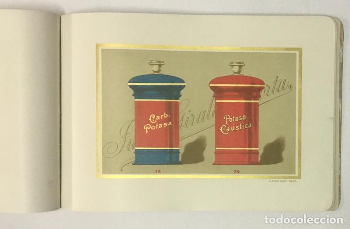 Catálogos publicitarios: BOTAMENES PARA FARMACIAS. FÁBRICA DE CRISTAL JUAN GIRALT LAPORTA. Porcelana y Cristal decorado... - Foto 7 - 191721946