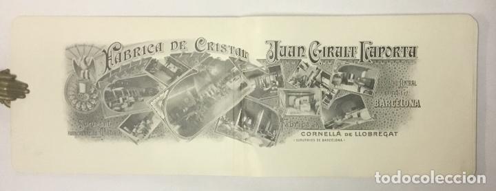 Catálogos publicitarios: BOTAMENES PARA FARMACIAS. FÁBRICA DE CRISTAL JUAN GIRALT LAPORTA. Porcelana y Cristal decorado... - Foto 2 - 191721946