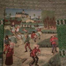 Catálogos publicitarios: TARJETA PUBLICIDAD NEO-ANTERGAN FENERGAN CONTRA LAS ALERGIAS, INDUSTRIAS FARMACÉUTICAS. Lote 193582182