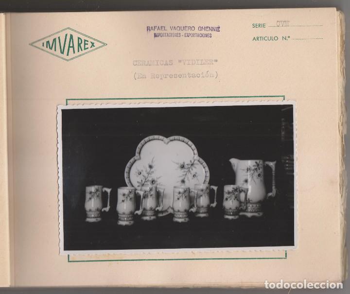 Catálogos publicitarios: IMVAREX. BONITO CATÁLOGO FOTOGRÁFICO DE CERÁMICAS VIDILER. - Foto 3 - 194236540