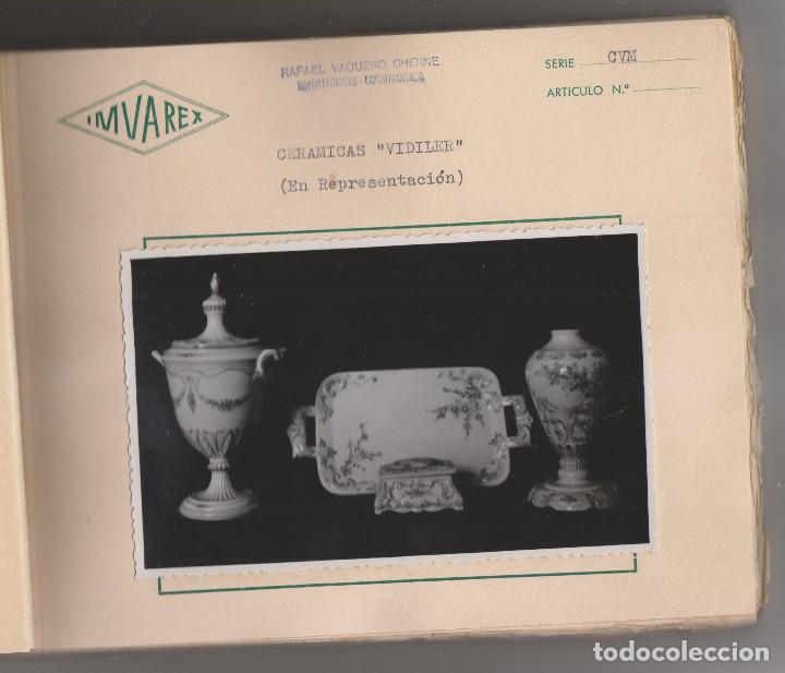 Catálogos publicitarios: IMVAREX. BONITO CATÁLOGO FOTOGRÁFICO DE CERÁMICAS VIDILER. - Foto 4 - 194236540