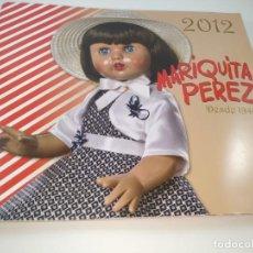 Catálogos publicitarios: MARIQUITA PÉREZ - MIEL DE ABEJA CATÁLOGO GRANDE 2012. Lote 194281440