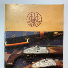 Catálogos publicitarios: CATALOGO DE ARMAS P. BERETTA DE 1990. Lote 194282556