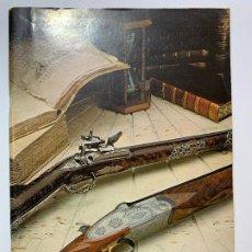 Catálogos publicitarios: CATALOGO DE ARMAS P. BERETTA DE 1981. Lote 194282983