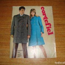Catálogos publicitarios: CATALOGO CORTEFIEL COLECCION OTOÑO INVIERNO 1968 1969. Lote 194311185
