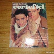 Catálogos publicitarios: CATALOGO CORTEFIEL COLECCION OTOÑO INVIERNO 1978 1979. Lote 194311423