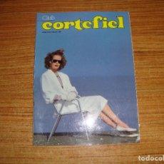 Catálogos publicitarios: CATALOGO CORTEFIEL COLECCION PRIMAVERA VERANO 1985. Lote 194312117