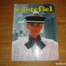 Catálogos publicitarios: CATALOGO CORTEFIEL COLECCION PRIMAVERA VERAN 1987. Lote 194312281