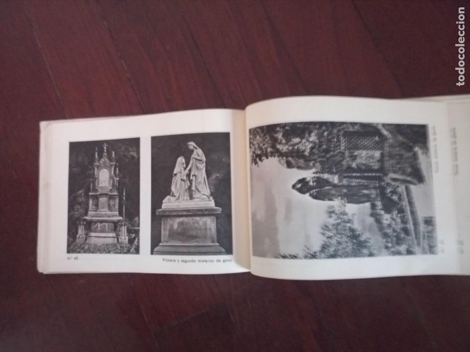 LIBRETO ÁLBUM 102 VISTAS MONTSERRAT (Coleccionismo - Catálogos Publicitarios)