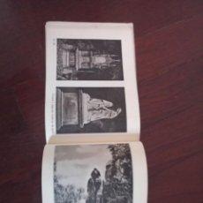 Catálogos publicitarios: LIBRETO ÁLBUM 102 VISTAS MONTSERRAT. Lote 194332698