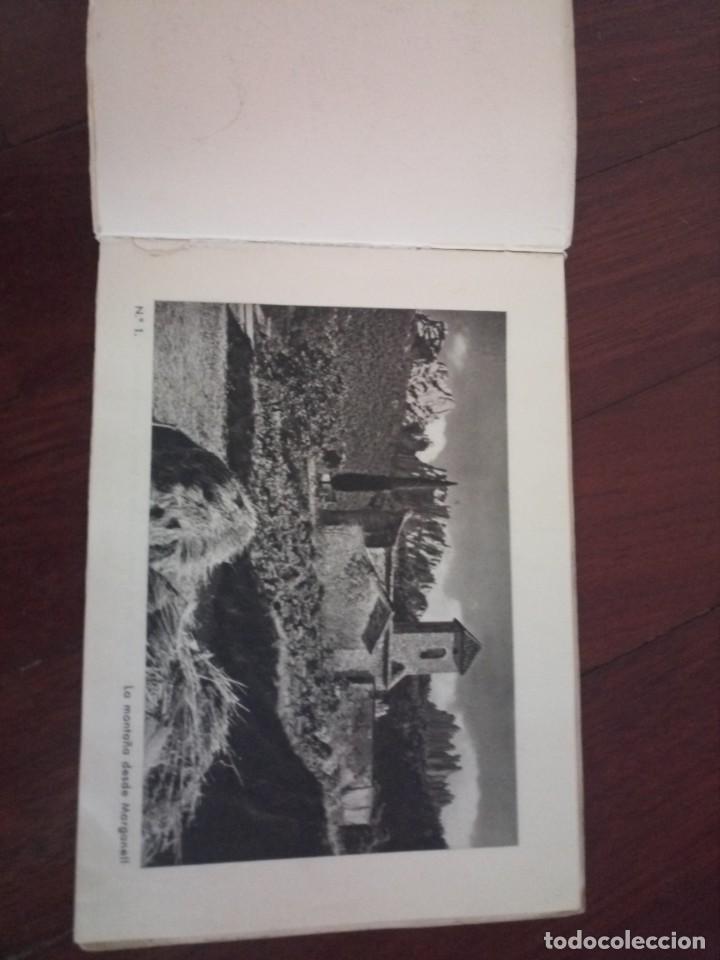 Catálogos publicitarios: Libreto álbum 102 vistas montserrat - Foto 6 - 194332698