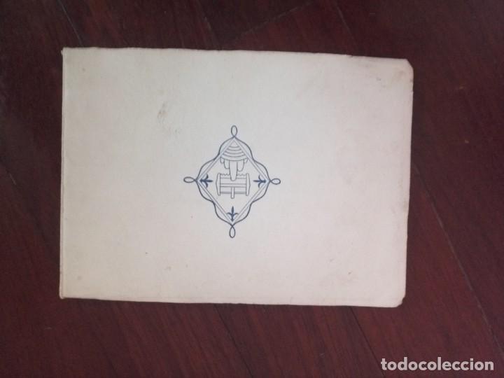 Catálogos publicitarios: Libreto álbum 102 vistas montserrat - Foto 7 - 194332698