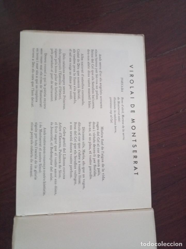 Catálogos publicitarios: Libreto álbum 102 vistas montserrat - Foto 8 - 194332698