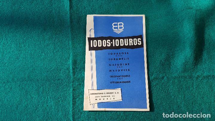 Catálogos publicitarios: LOTE DE CATALOGOS Y CARTELES DE FARMACIA - Foto 5 - 194338228