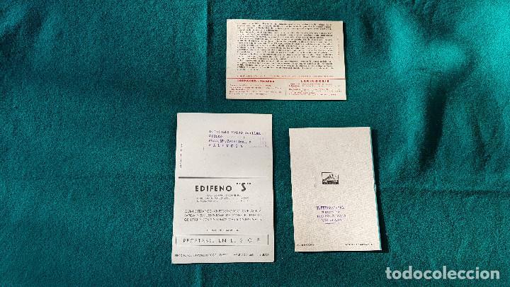 Catálogos publicitarios: LOTE DE CATALOGOS Y CARTELES DE FARMACIA - Foto 8 - 194338228