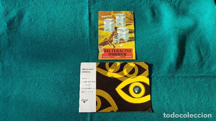 Catálogos publicitarios: LOTE DE CATALOGOS Y CARTELES DE FARMACIA - Foto 11 - 194338228