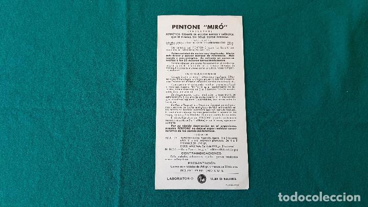 Catálogos publicitarios: LOTE DE CATALOGOS Y CARTELES DE FARMACIA - Foto 15 - 194338228