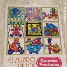 Catálogos publicitarios: ANTIGUO CATÁLOGO DE JUGUETES AÑOS 70. Lote 194345997