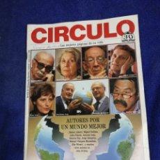 Catálogos publicitarios: CATALOGO REVISTA CIRCULO LECTORES MAYO JUNIO 1992. Lote 194659890