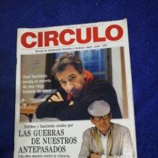 Catálogos publicitarios: REVISTA CATALOGO. CIRCULO DE LECTORES. MAYO JUNIO 1991. Lote 194664178