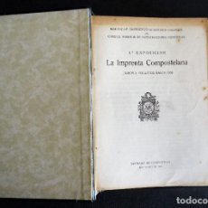 Catálogos publicitarios: GALICIA.SANTIAGO.28 CATALOGOS EXPOSICIONES DEL INSTITUTO PADRE SARMIENTO 1948-1973. COMPLETA.. Lote 194763828