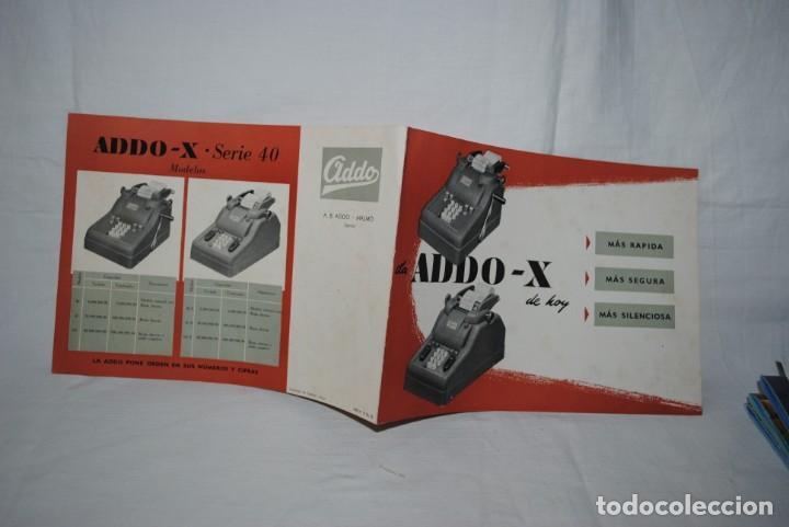CALCULADORA , ADDO - X (Coleccionismo - Catálogos Publicitarios)