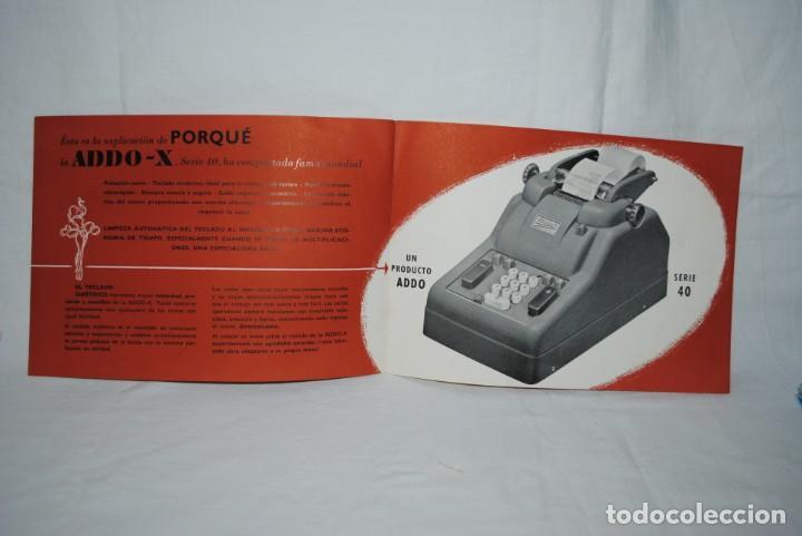 Catálogos publicitarios: CALCULADORA , ADDO - X - Foto 2 - 194963437