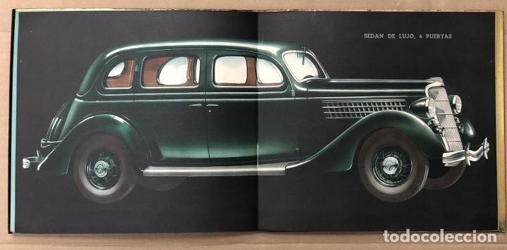 Catálogos publicitarios: CATALOGO FORD V-8. AÑO 1935. EN CASTELLANO - Foto 3 - 195274883