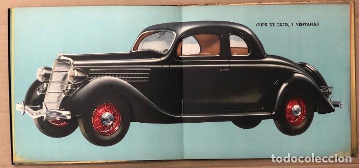 Catálogos publicitarios: CATALOGO FORD V-8. AÑO 1935. EN CASTELLANO - Foto 5 - 195274883