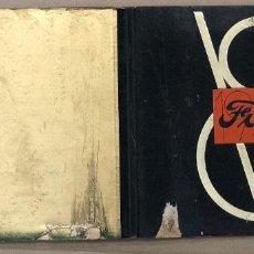 Catálogos publicitarios: CATALOGO FORD V-8. AÑO 1935. EN CASTELLANO. Lote 195274883
