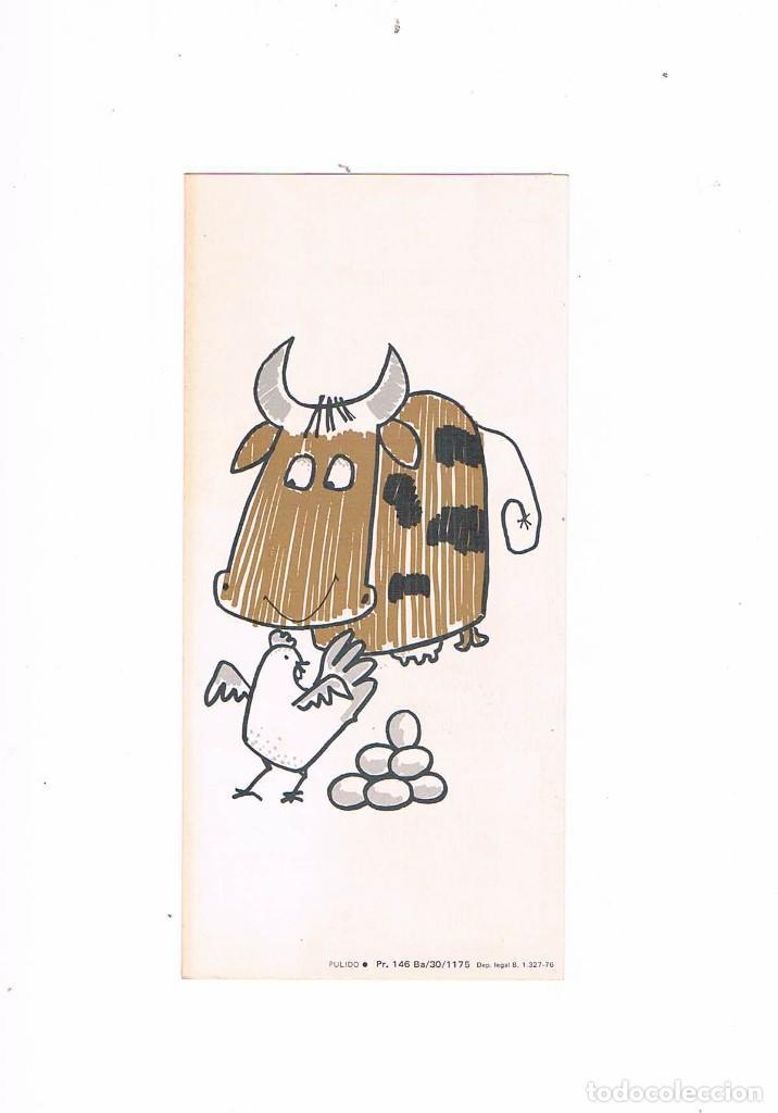 Catálogos publicitarios: FOLLETO PUBLICIDAD EXPOQUIMIA 78 BICARBONATO SODICO - Foto 2 - 195367832