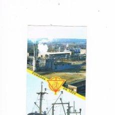 Catálogos publicitarios: FOLLETO PUBLICIDAD EXPOQUIMIA 78 TERMOMETROS CORRONS SA SUPER VULCANIA SET MARS EFFELI JAP CORMING. Lote 195367991