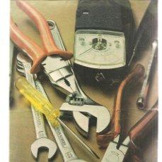 Catálogos publicitarios: SERVICIO DE ASISTENCIA TECNICA DE GARZA. COMERCIAL GARZA. (P/C32). Lote 195380237