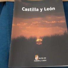 Catálogos publicitarios: CATÁLOGO PROMOCIONAL RUTA CASTILLA Y LEÓN 1994 CON MUCHAS ILUSTRACIONES . Lote 195457532