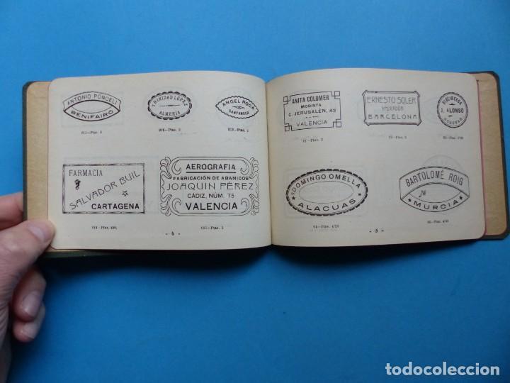 Catálogos publicitarios: SELLOS GRABADOS MARCAS - AMBROSIO ALLADO, GRABADOR - VALENCIA - AÑO 1930 - Foto 4 - 195498141