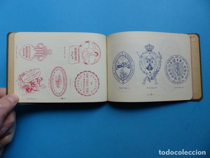 Catálogos publicitarios: SELLOS GRABADOS MARCAS - AMBROSIO ALLADO, GRABADOR - VALENCIA - AÑO 1930 - Foto 8 - 195498141