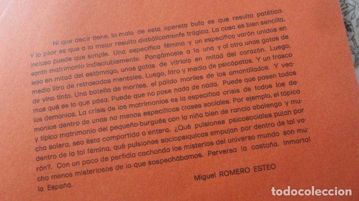Catálogos publicitarios: ANTIGUO DIPTICO.TEATRO.DITIRAMBO.PASODOBLE MIGUEL ROMERO ESTEO.CAJA AHORROS.SEVILLA - Foto 4 - 195505010