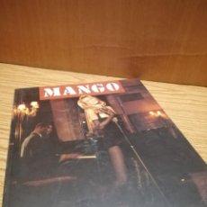 Cataloghi pubblicitari: CATÁLOGO MANGO: CLAUDIA SCHIFFER. Lote 195524303