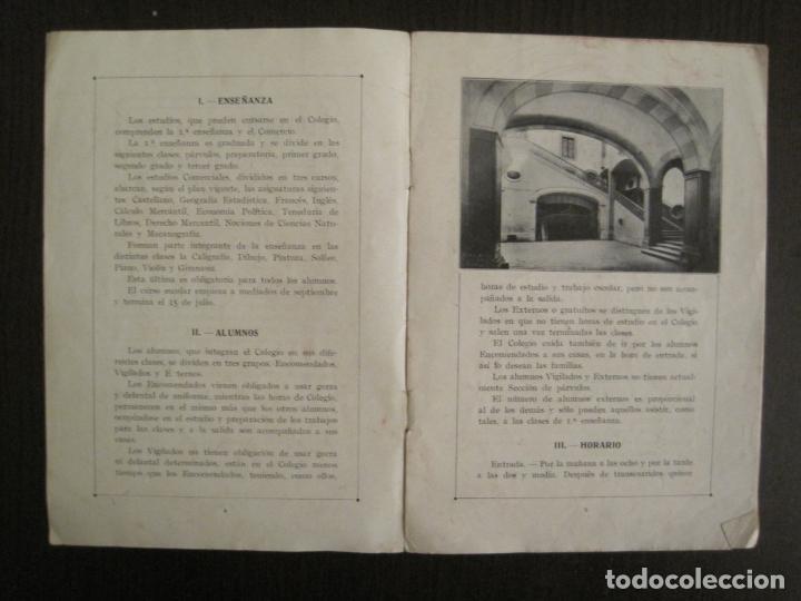 Catálogos publicitarios: CATALOGO PUBLICIDAD-BARCELONA-COLEGIO CALASANCIO DE LAS ESCUELAS PIAS-VER FOTOS-(V-19.384) - Foto 4 - 196803517
