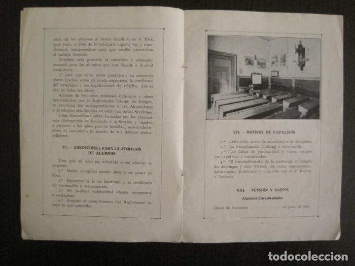 Catálogos publicitarios: CATALOGO PUBLICIDAD-BARCELONA-COLEGIO CALASANCIO DE LAS ESCUELAS PIAS-VER FOTOS-(V-19.384) - Foto 6 - 196803517