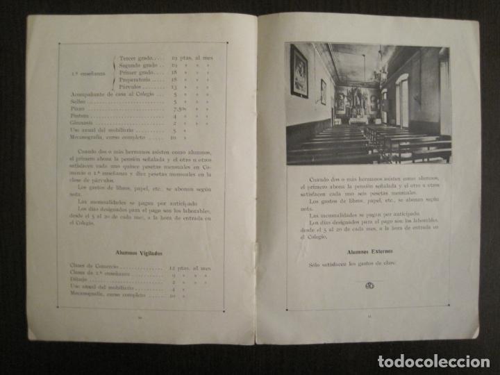 Catálogos publicitarios: CATALOGO PUBLICIDAD-BARCELONA-COLEGIO CALASANCIO DE LAS ESCUELAS PIAS-VER FOTOS-(V-19.384) - Foto 7 - 196803517