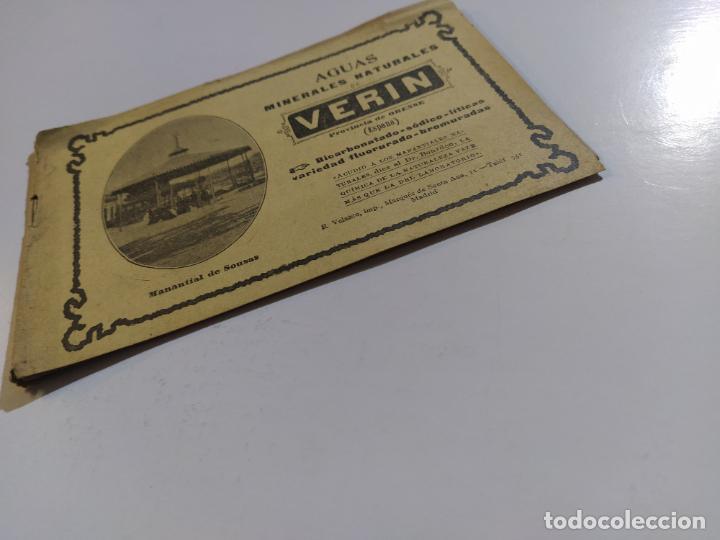 Catálogos publicitarios: AGUAS MINERALES NATURALES DE VERIN-MANANTIAL DE SOUSAS-CATALOGO PUBLICIDAD-VER FOTOS-(V-19.412) - Foto 4 - 196913298