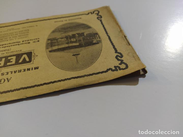 Catálogos publicitarios: AGUAS MINERALES NATURALES DE VERIN-MANANTIAL DE SOUSAS-CATALOGO PUBLICIDAD-VER FOTOS-(V-19.412) - Foto 6 - 196913298