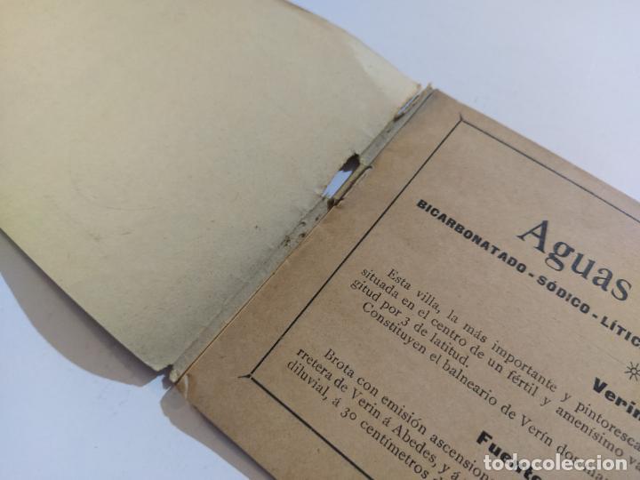 Catálogos publicitarios: AGUAS MINERALES NATURALES DE VERIN-MANANTIAL DE SOUSAS-CATALOGO PUBLICIDAD-VER FOTOS-(V-19.412) - Foto 9 - 196913298