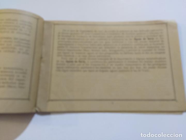 Catálogos publicitarios: AGUAS MINERALES NATURALES DE VERIN-MANANTIAL DE SOUSAS-CATALOGO PUBLICIDAD-VER FOTOS-(V-19.412) - Foto 11 - 196913298