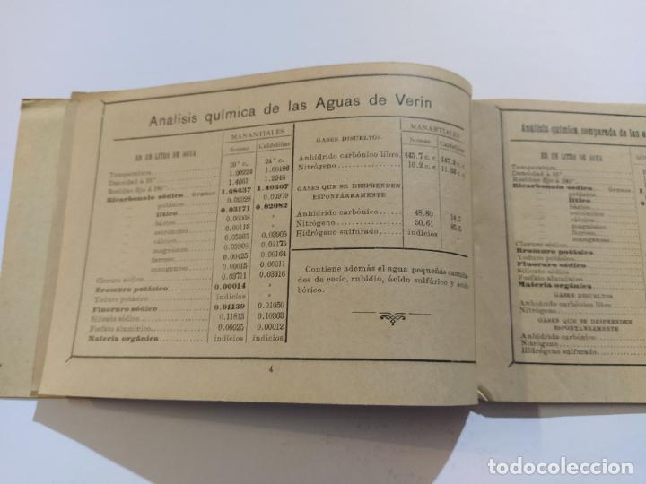 Catálogos publicitarios: AGUAS MINERALES NATURALES DE VERIN-MANANTIAL DE SOUSAS-CATALOGO PUBLICIDAD-VER FOTOS-(V-19.412) - Foto 12 - 196913298